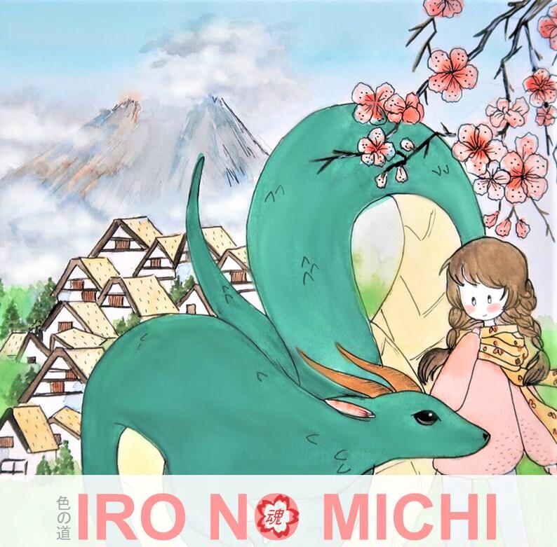 IRO NO MICHI The legend of Mount Haku image 0