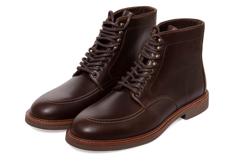 Men's Vintage Jackets & Coats Indiana Jones Boots 1930s  AT vintagedancer.com