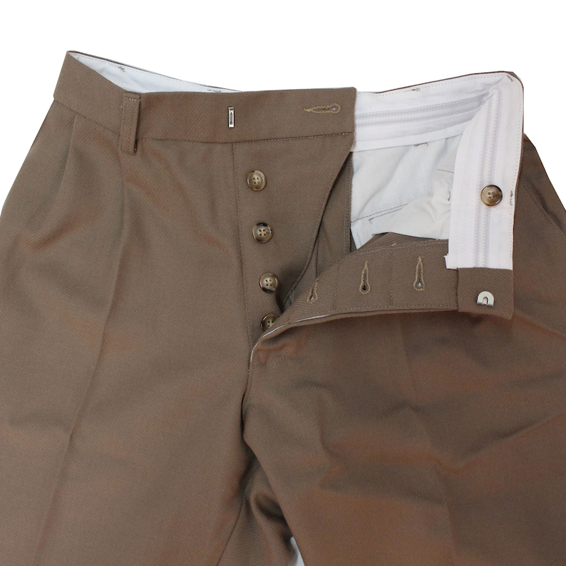 1930s Men's Pants, Trousers, and Shorts Styles Indiana Jones Trousers 1930s  AT vintagedancer.com