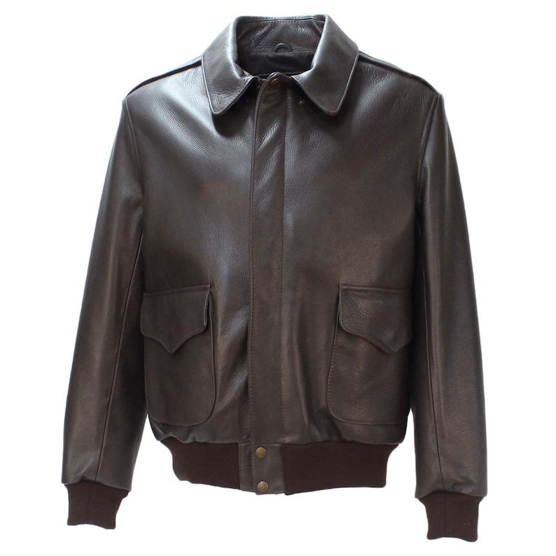 Men's Vintage Jackets & Coats Memphis Belle A2 Flight Jacket  AT vintagedancer.com