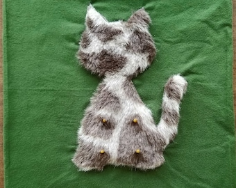 Cat Pacifier Pillow Cover - Green's - Cat Pacifier for Cats with suckling and kneading habits. The Original Catsifier