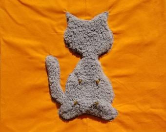 Cat Suckling Pillow Cover- Orange's - Kitten Pacifier- Catsifier