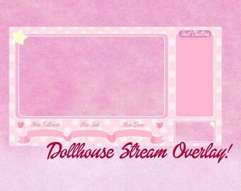 DollHouse Stream Overlay