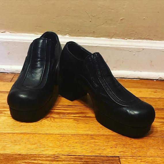 1970s Platform Shoes