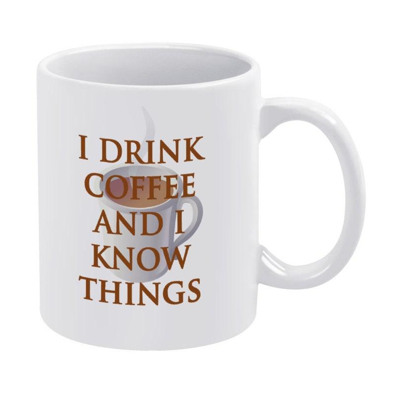 Ich Trinke Und Ich Weiß Dinge
