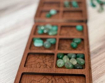 Mancala Board - African Stone Game
