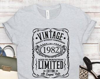 Short Sleeves Shirt Sweatshirt For Mens Womens Ladies Kids 111. Unisex Hoodie 42 Years Old Born in 1977 Vintage 42nd Birthday TShirt