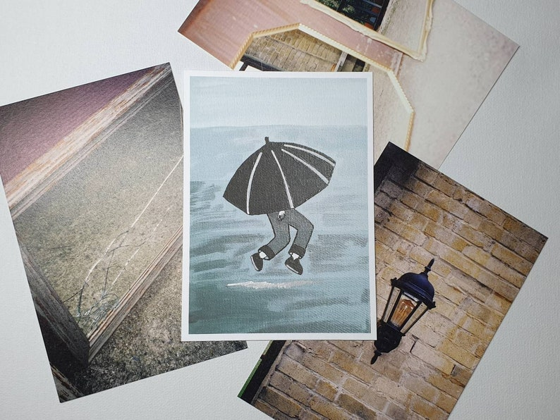 RM Mono Mixtape inspired Art Print A5A6