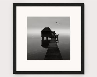 """Art photography """"Solitude"""" - photo print unframed or canvas print, different sizes"""
