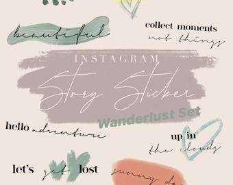 Instagram Story Sticker by laurralucie