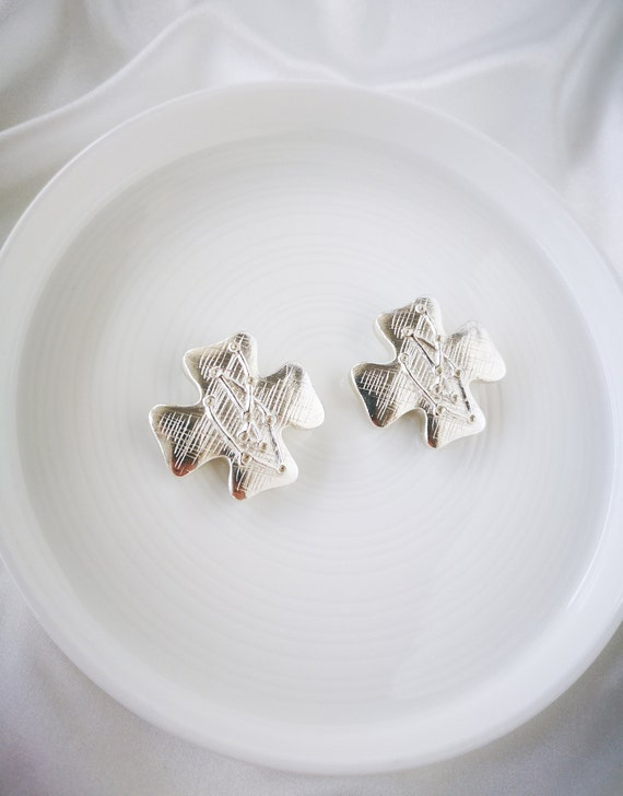 Christian Lacroix vintage earrings - image 2