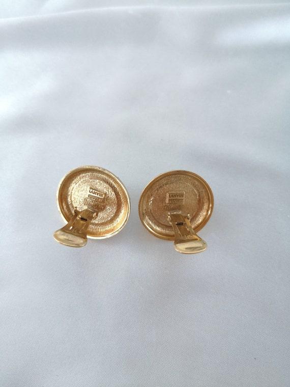 Vintage Lanvin earrings - image 4