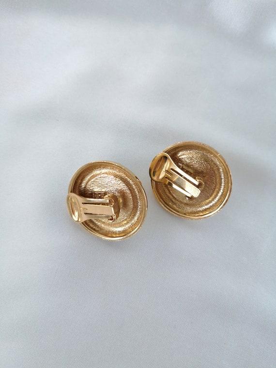 Vintage Lanvin earrings - image 5