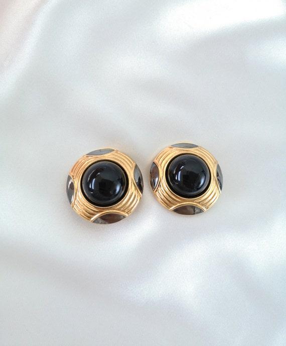 Vintage Lanvin earrings - image 3