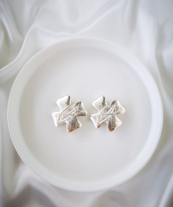 Christian Lacroix vintage earrings - image 3