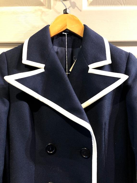 Vintage wool coat
