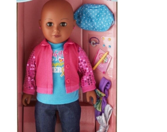 """My Life As 18"""" Poseable Survivor Doll, African American"""