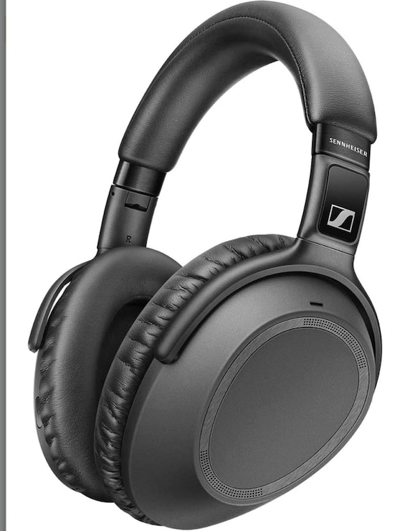 SENNHEISER PXC 550-II Wireless NoiseGard Adaptive Noise Cancelling, Bluetooth Headphone with Touch Sensitive Control and 30 hr Battery