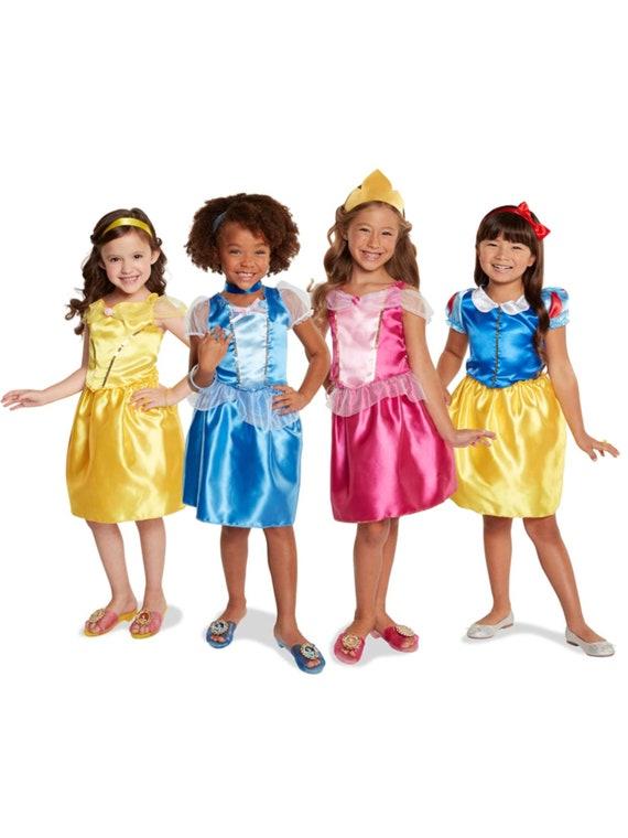 Princess Dress Up Trunk Deluxe 21 Piece-