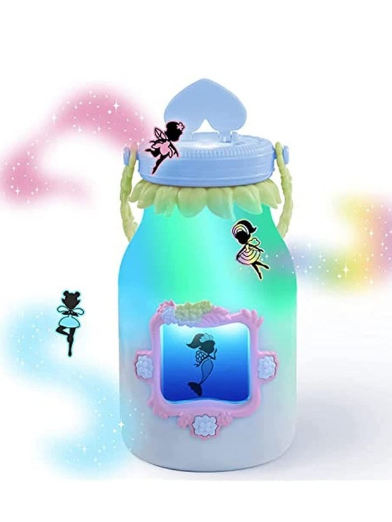 WowWee Got2Glow Fairy Finder - Electronic Fairy Jar Catches Virtual Fairies - Got to Glow