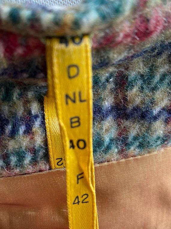 NWT Vintage Zaza Wrap Skirt
