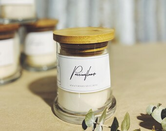 Passionflower   Handpoured Scented Candle