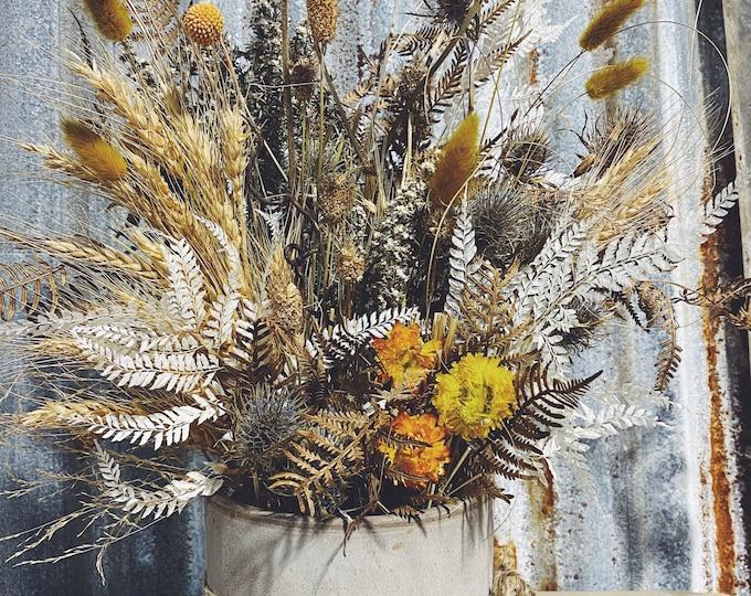 Field Foraged - Dried Floral Arrangement