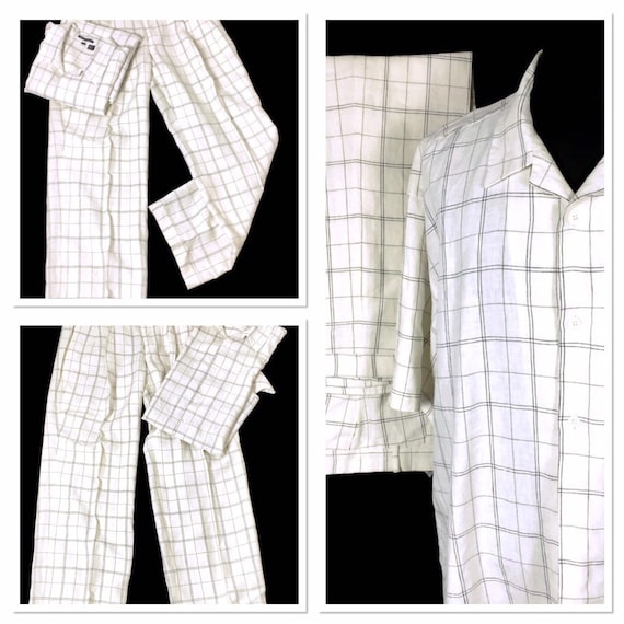 Dreams vintage men's walking or leisure suit 100 %
