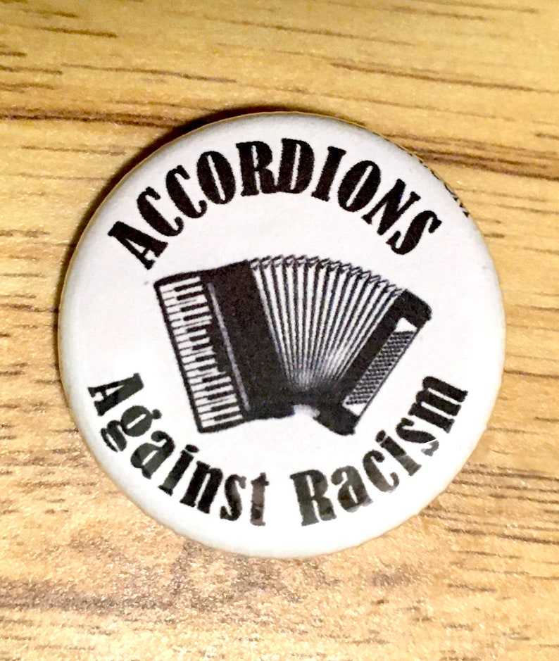 Piano Accordion Accordions Against Racism image 0