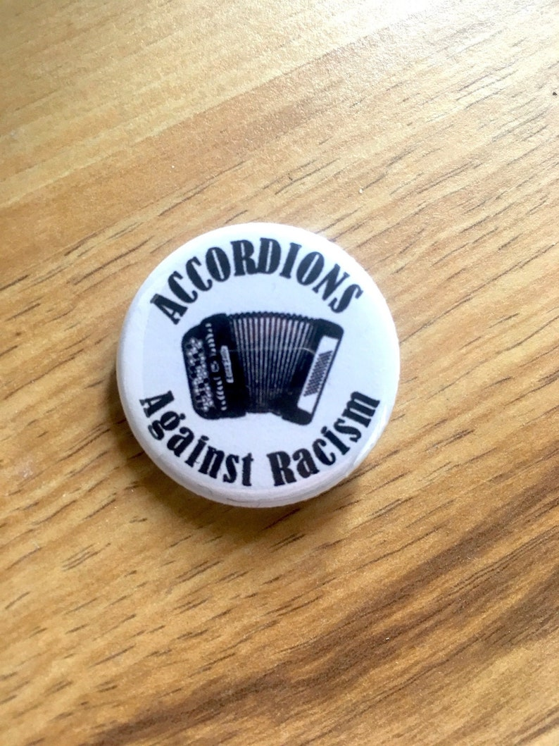 Button Accordion Accordions Against Racism image 0