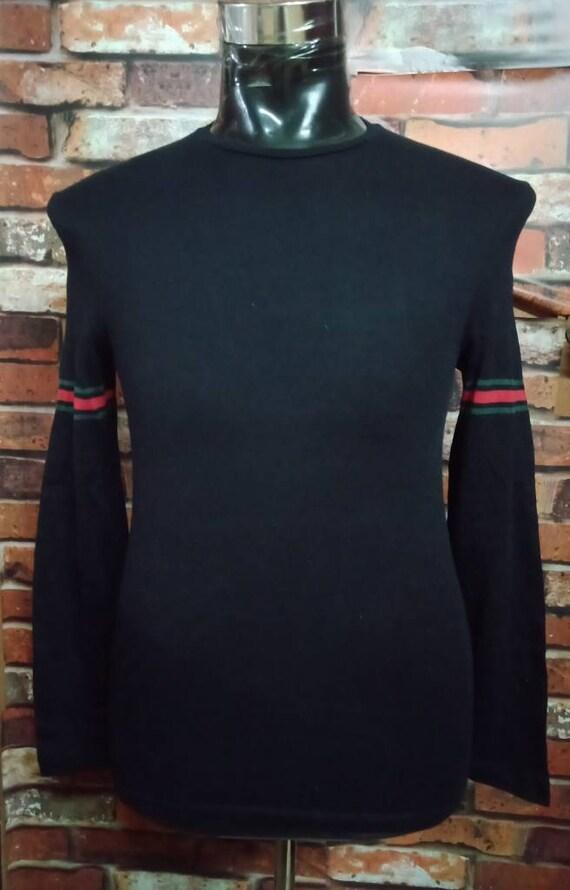 Vintage Gucci Shirt Long Sleeve