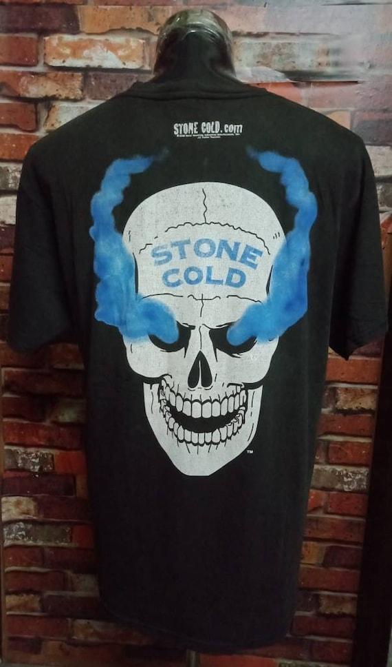 Vintage 90's Week Stone cold Steve Austin shirt