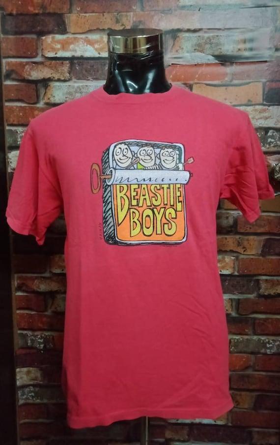 Vintage 90's Beastie Boys Rap Tee
