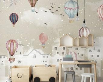 Balloon Wallpaper Etsy