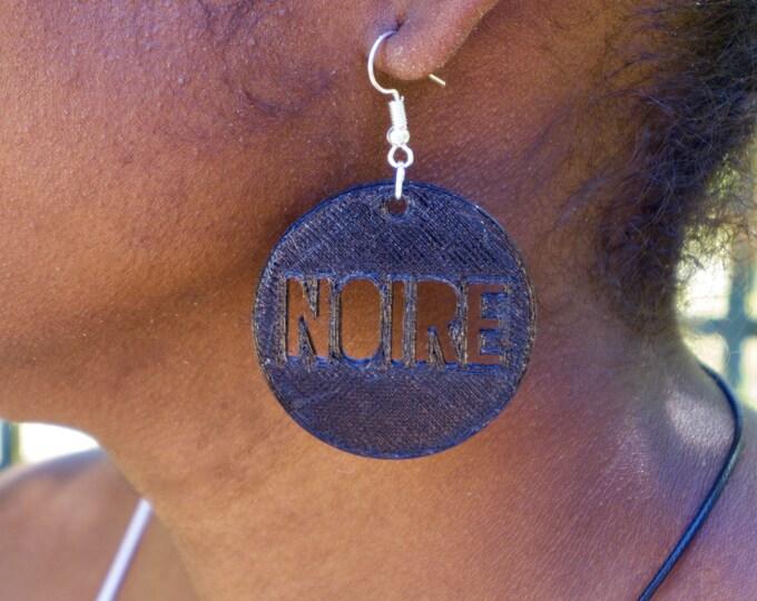 NOIRE earrings
