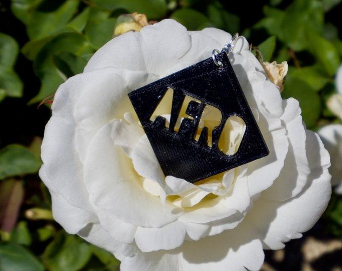 AFRO keyrings