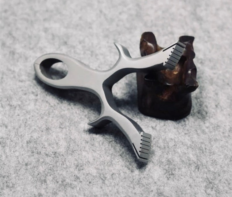 EDC Sling Shot #9  Stainless Steel  1x Piece