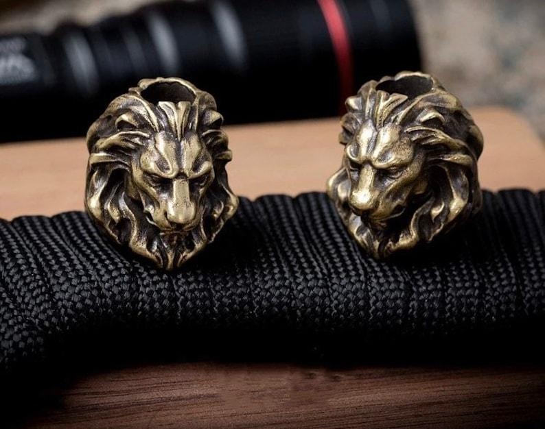 GOTH Edition #16 Bead  Solid Brass  1x Bead