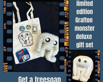 Limited Edition Grafton Monster Ultimate gift set