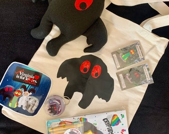 Limited edition Mothman ultimate gift set
