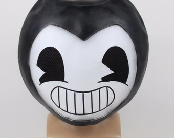 Suedeface mask