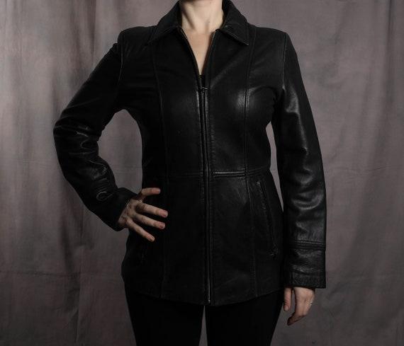 90's Vintage Wilsons Leather Jacket