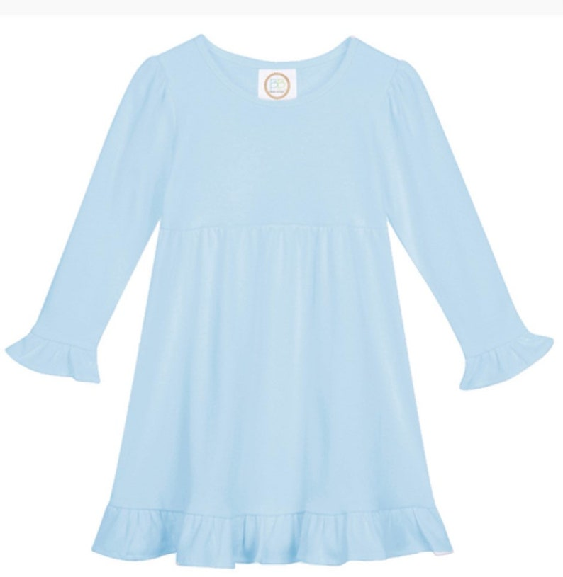 Personalized Easter Shirt Personalized Mini Bunny Easter Dress with Applique Initial