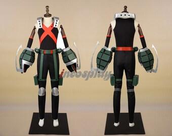 Bakugou Katsuki Cosplay My Hero Academia Costume