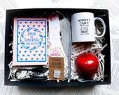 Sense and Sensibility Cosy Book Club Box Jane Austen literary gift book lovers classic novel reading pin badge