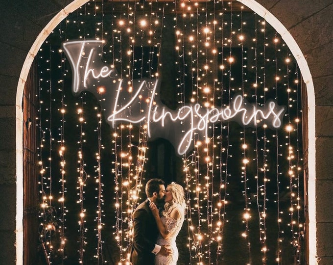 Wedding Neon Sign, Custom Neon Sign, Neon Sign, Neon Sign Custom, Wedding Custom Neon Sign, Neon Sign Wedding, Wedding Sign, Flex Neon