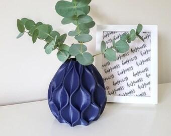 Nico Vase | Nordic Vase | Waffle Vase | vases for pampas grass