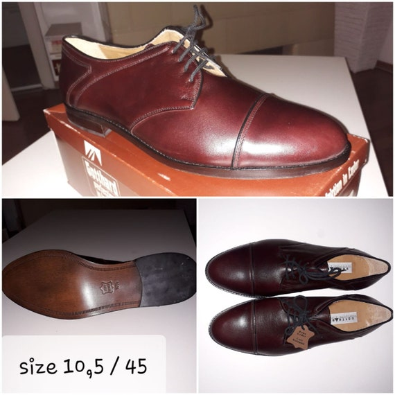 Original 50's DEAD STOCK men shoes
