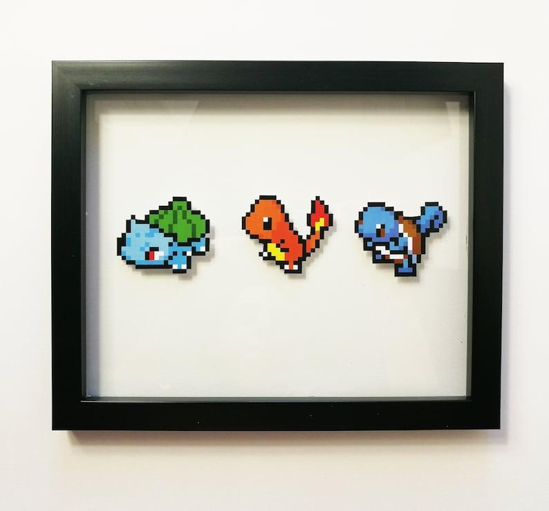 Pokemon Pixel Art Squirtle