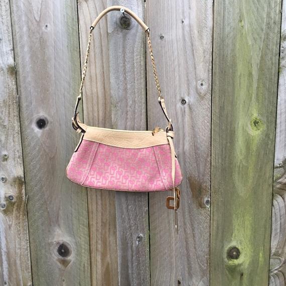 Vintage y2k shoulder bag handbag 2000s dolce & gab